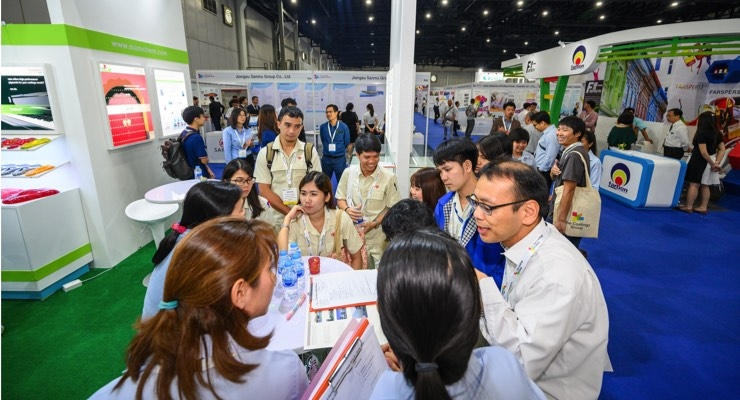 Asia Pacific Coatings Show: Big Business in Bangkok