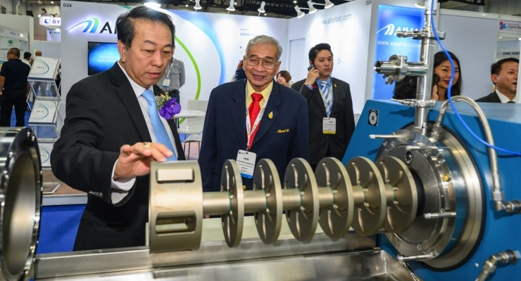 Asia Pacific Coatings Show: