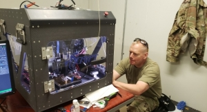 Bandages, Knee Cartilage, Surgical Tools Successfully 3D Printed in Desert Deployment Zone