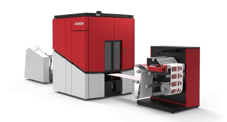 Limo Labels Adds Xeikon CX3 Digital Label Press