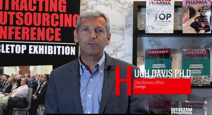 VIDEO: Frontage Laboratories' Hugh Davis