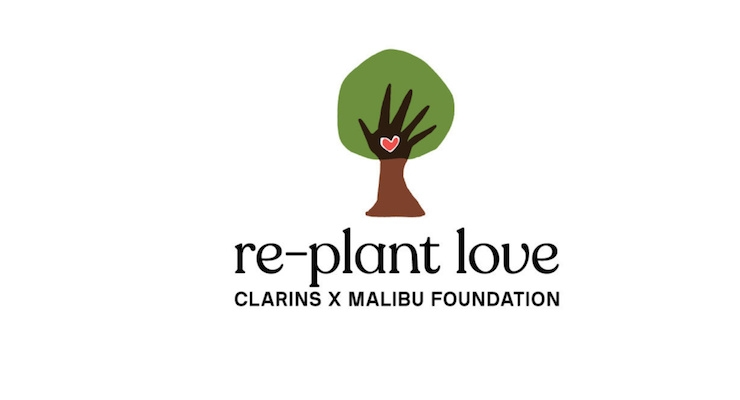 Clarins Partners with Malibu Foundation To Plant Trees