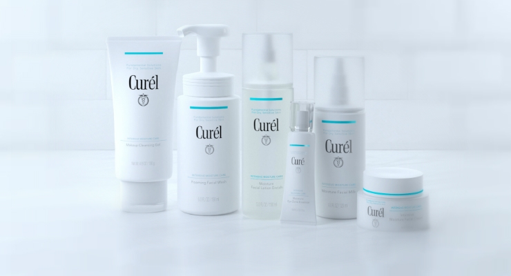 Curél is Launching in the UK and USA
