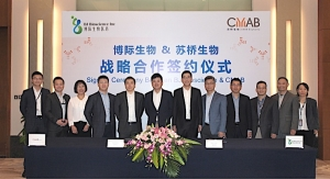 CMAB Biopharma, BJ Bioscience in Strategic Development and Mfg. Pact