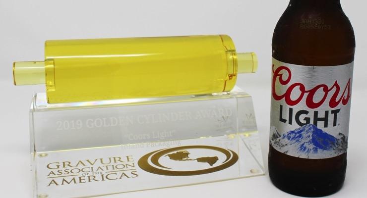 Inland wins GAA Golden Cylinder Award