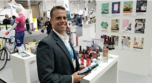 HP Enjoys Banner Labelexpo Europe