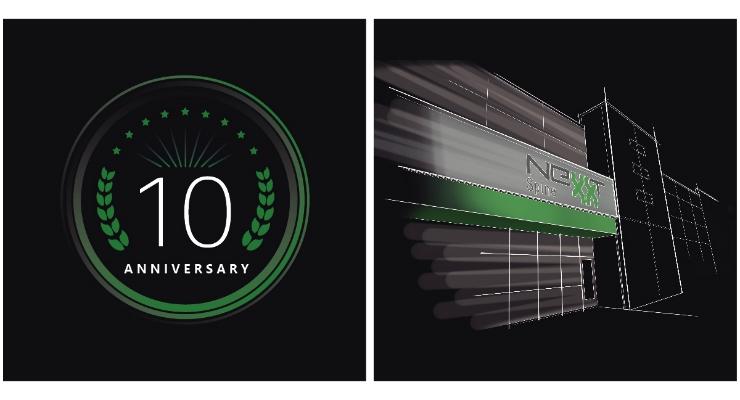 Nexxt Spine Celebrates Anniversary