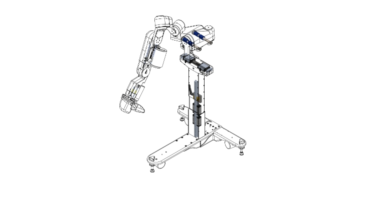New Exoskeleton Shoulders Rehab Burden for Stroke Patients