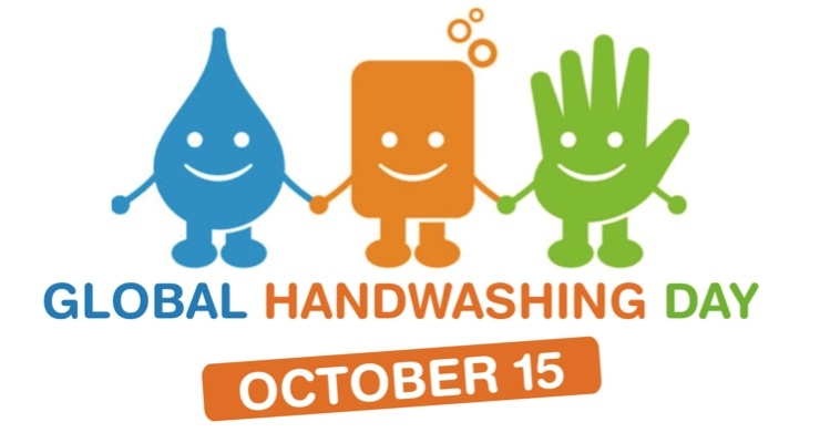 Today is Global Handwashing Day