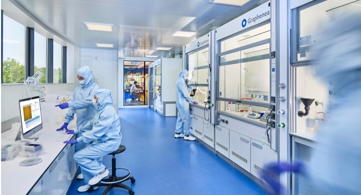 Tetra Pak Joins European Commission Graphene Flagship Project
