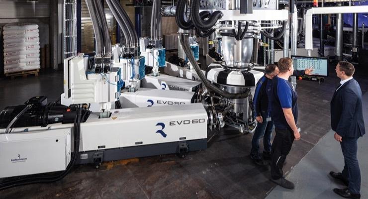 Reifenhäuser Modernizes Technology Center
