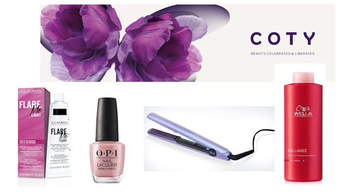 Coty Plans To Sell Its Professional Beauty Business
