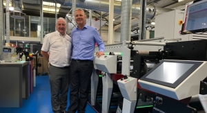 Berkshire Labels installs Europe