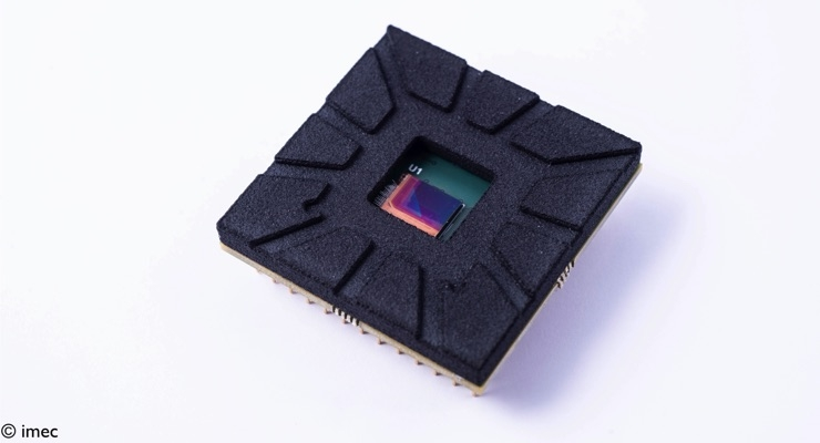 imec Presents Monolithic Thin-Film Image Sensor for SWIR Range