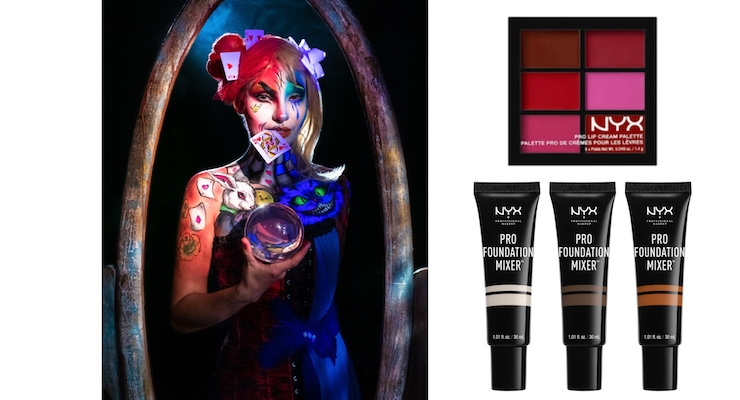 NYX Professional Names Global Artist of the Year