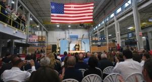 SCHOTT Hosts US VP Mike Pence