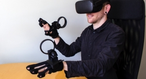 BeBop Sensors Announces First Haptic Glove Exclusively Designed for Oculus Quest