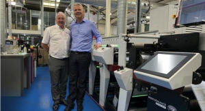Berkshire Labels Installs First Mark Andy P9E in Europe