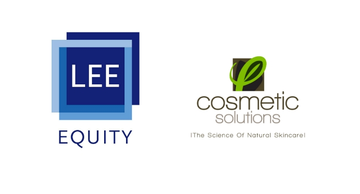 Lee Equity Acquires Cosmetic Solutions