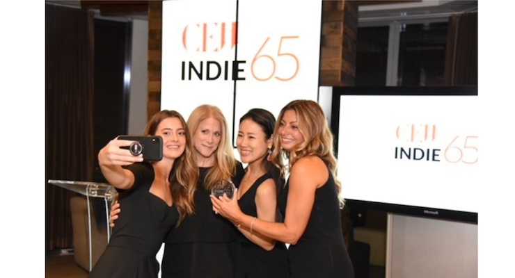 CEW Celebrates Its First Indie65 Awards