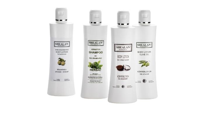 Shealan Unveils New Packaging