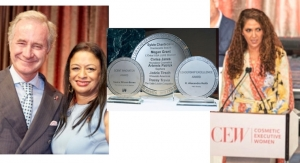 Beauty Industry Execs Celebrate at CEW Achiever Awards