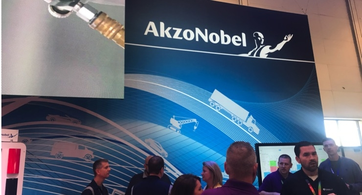AkzoNobel Announces 2019 SEMA Show Programming