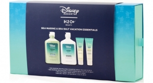 DISNEY RESORTS AND H20+ PARTNERSHIP | CUSTOM SET BOX PACKAGING