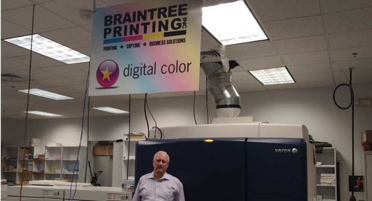 Braintree Printing Hires Marketing Director