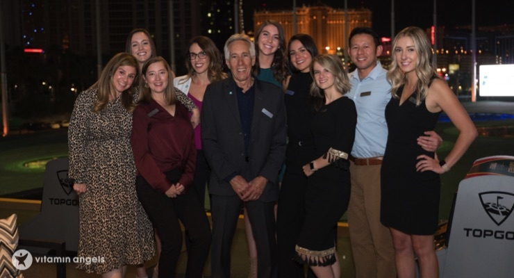 Vitamin Angels Raises $180,000 at 4th Annual Topgolf Event