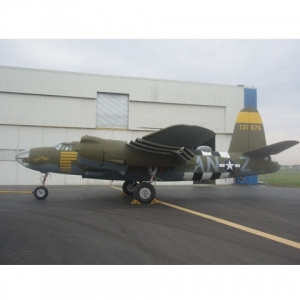 PPG Aerospace coatings capture colors of World War II bomber