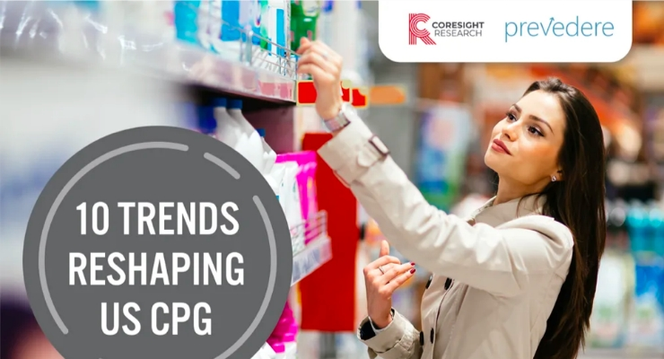 10 Trends Reshaping the Consumer Packaged Goods Industry