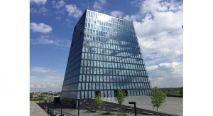 AkzoNobel Coats Award-Winning Powder Coated Russian Building