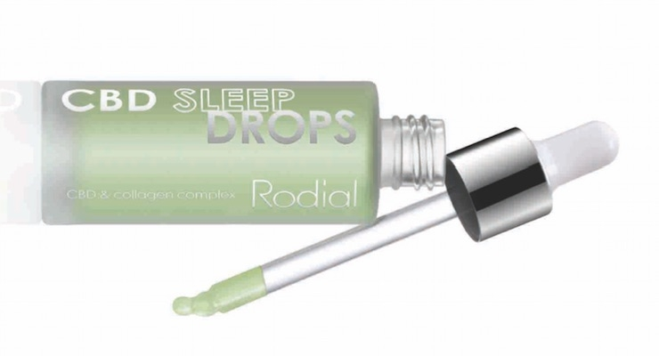 Rodial Adds CBD Booster Drops