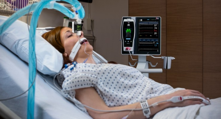 Masimo Gains CE Mark for Portable Real-Time Capnograph