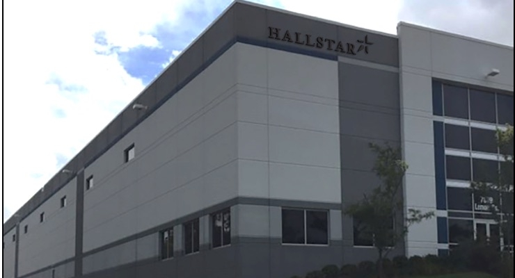 Hallstar Beauty Breaks Ground on New HQ