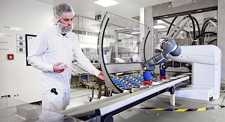 Vetter to Invest in Collaborative Work Robots