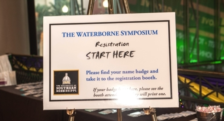 Registration Open for Waterborne 2020