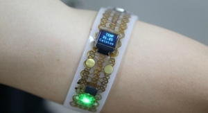 New Electronic Platform Broadens Wearable Applications