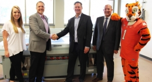 Fujifilm donates new technology to Clemson