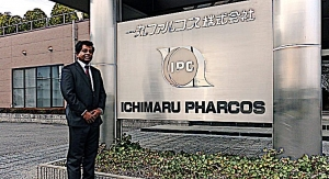 Dr. Arunasiri Iddamalgoda Promoted at Ichimaru Pharcos Co., Ltd.