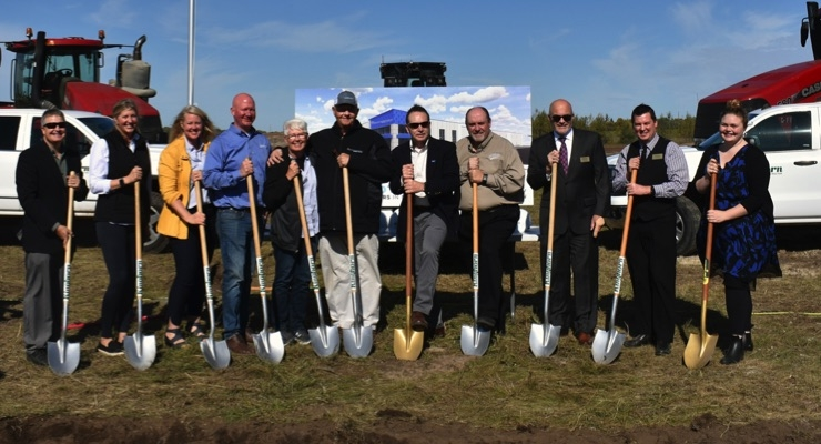 Delta ModTech breaks ground on new corporate headquarters