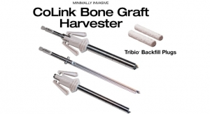 In2Bones Launches CoLink Bone Graft Harvester and Tribio Backfill Plugs