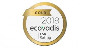 Verescence Awarded EcoVadis Gold