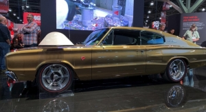 Axalta Debuts Custom-Built 1966 Dodge Charger in 2019 Automotive COTY Sahara