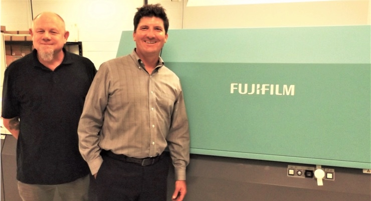 Utah PaperBox Adds Fujifilm J Press 720S