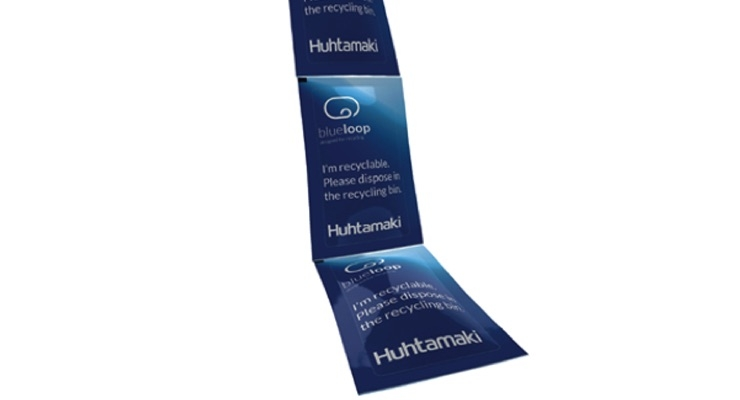 Huhtamaki Launches Recyclable Laminate for Shampoo