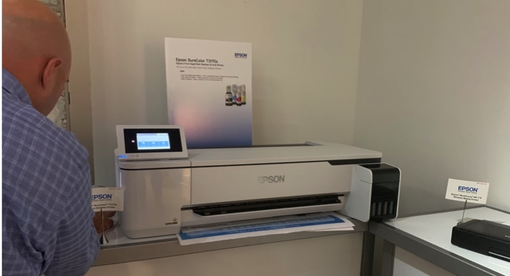 Epson Launches New Printers, Inks for Key Markets