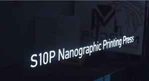 Landa S10P Nanographic Printing Press at Mercury Print