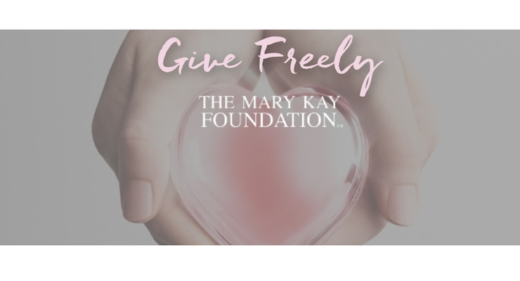 The Mary Kay Foundation Fights to End Domestic Violence